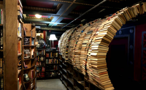 The Last Bookstore (Los Angeles)