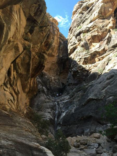 Living in Las Vegas - Red Rock Canyon