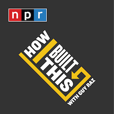 Best Motivational Podcasts - How I Built This with Guy Raz