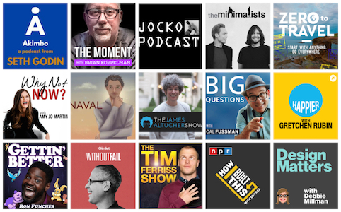 Best Motivational Podcasts (Thumbnail)
